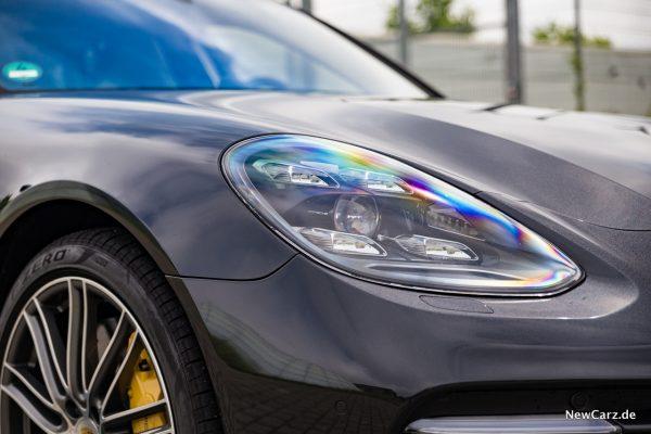 Porsche Panamera Turbo Matrix LED Scheinwerfer