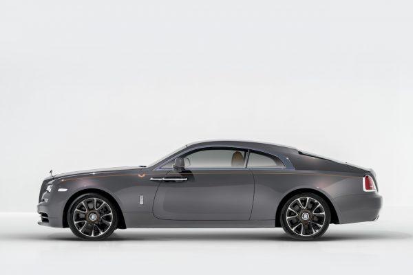 Rolls Royce Wraith Luminary Collection Seite