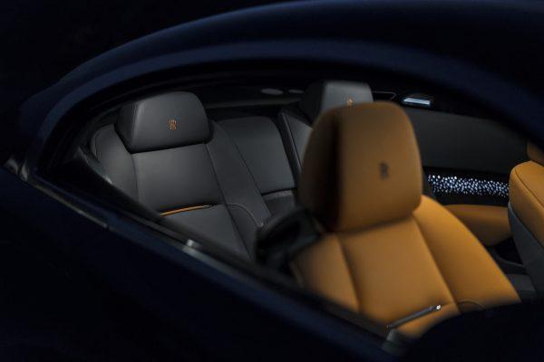 Rolls Royce Wraith Luminary Collection Interieur
