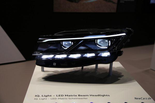 Volkswagen Touareg LED-Matrixscheinwerfer