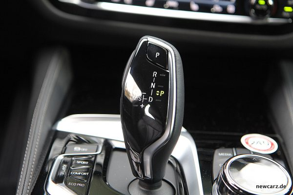 BMW 520d xDrive Touring Steptronic