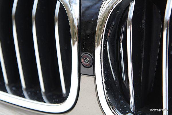 BMW 520d xDrive Touring Frontcam