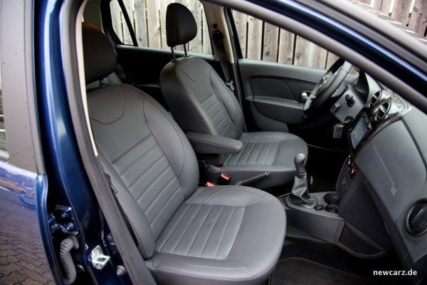 Dacia Logan MCV Sitz