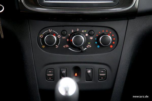 Dacia Logan MCV Klimaanlage
