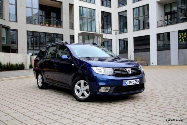 Dacia Logan MCV Exterieur