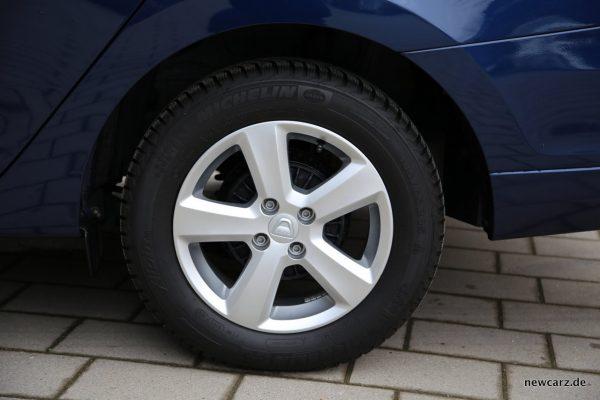 Dacia Logan MCV Rad