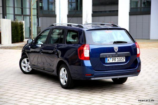 Dacia Logan MCV Heck