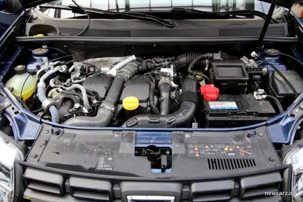 Dacia Logan MCV Motor