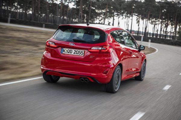 Ford Fiesta ST Exterieur