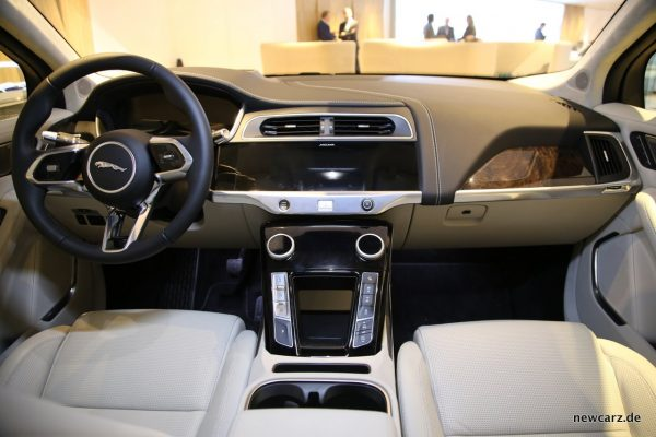Jaguar I-PACE Interieur