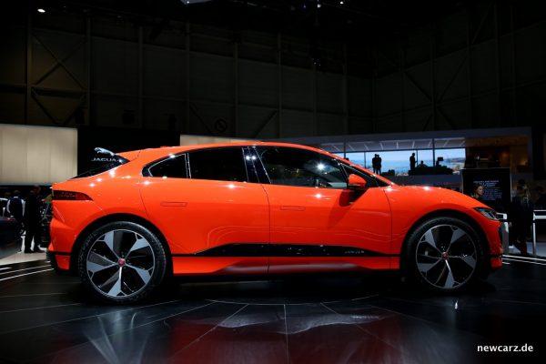 Jaguar I-PACE Exterieur