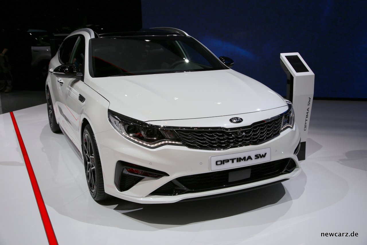 Kia Optima Exterieur