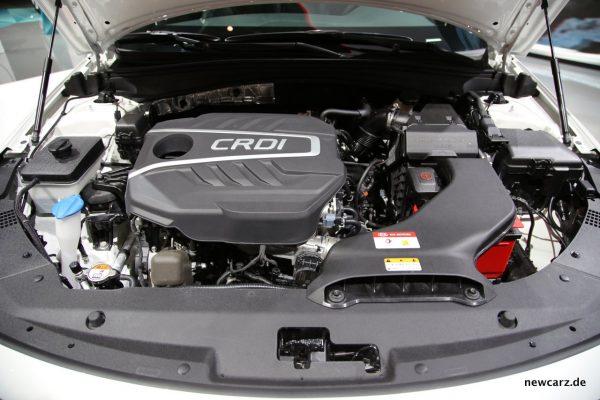 Kia Optima Motor