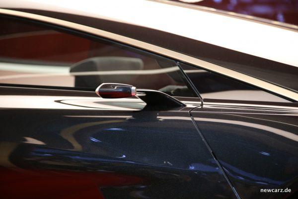 Aston Martin Lagonda Vision Concept Außenspiegel