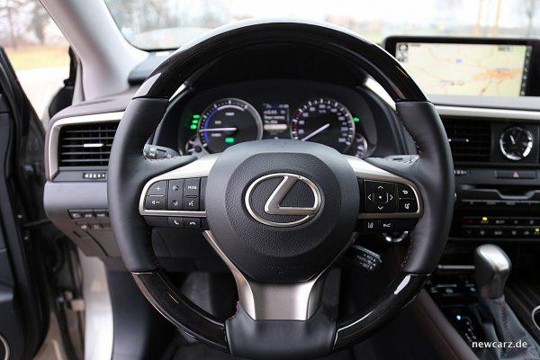 Lexus RX 450h Lenkrad