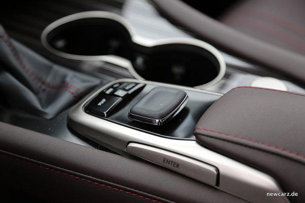 Lexus RX 450h Joystick