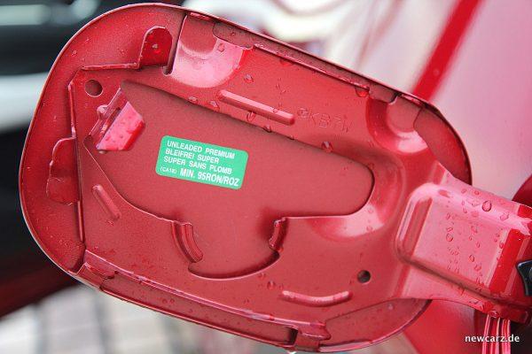 Mazda CX-5 Tankdeckel