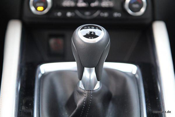 Mazda CX-5 Schalthebel