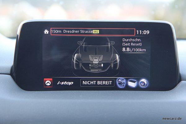 Mazda CX-5 Verbrauch