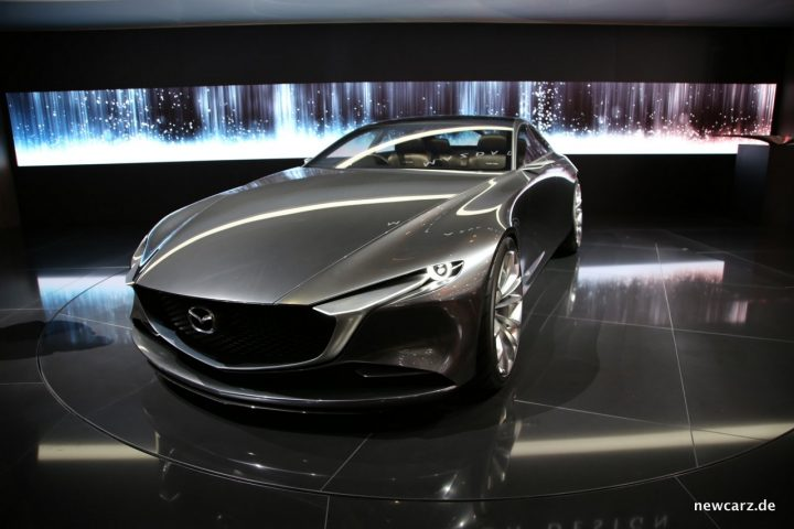 Mazda Vision Coupe Exterieur