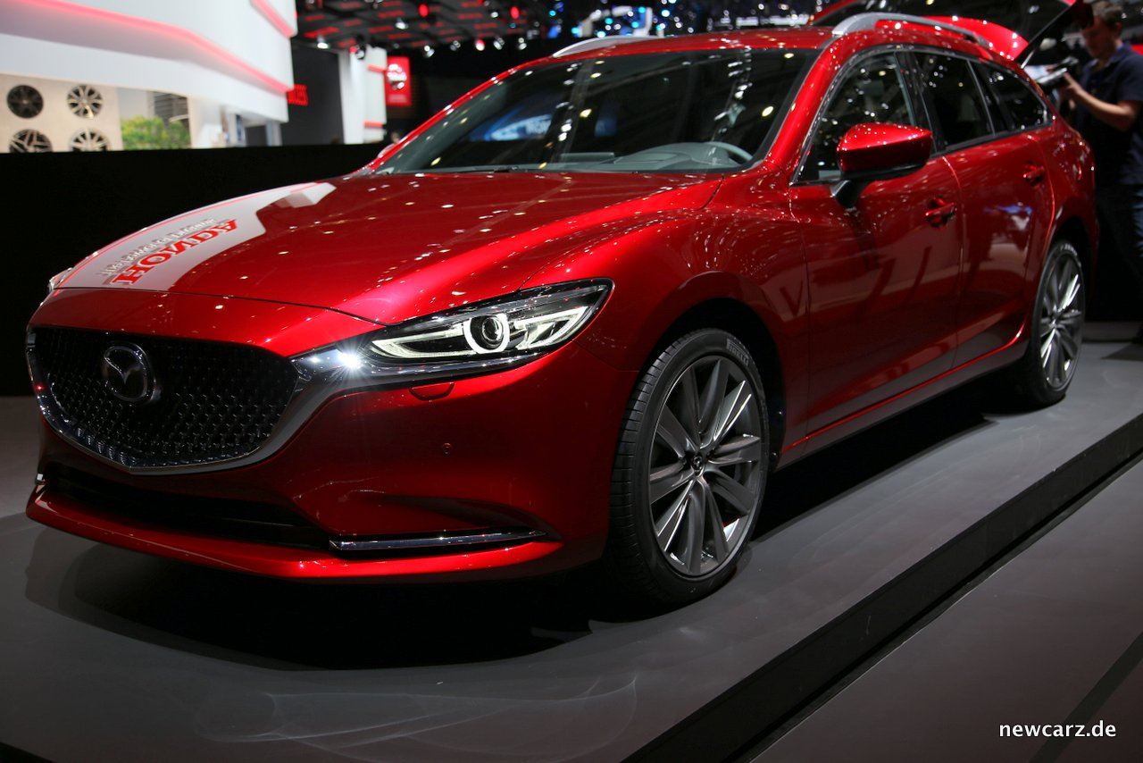 Mazda6 Kombi Exterieur