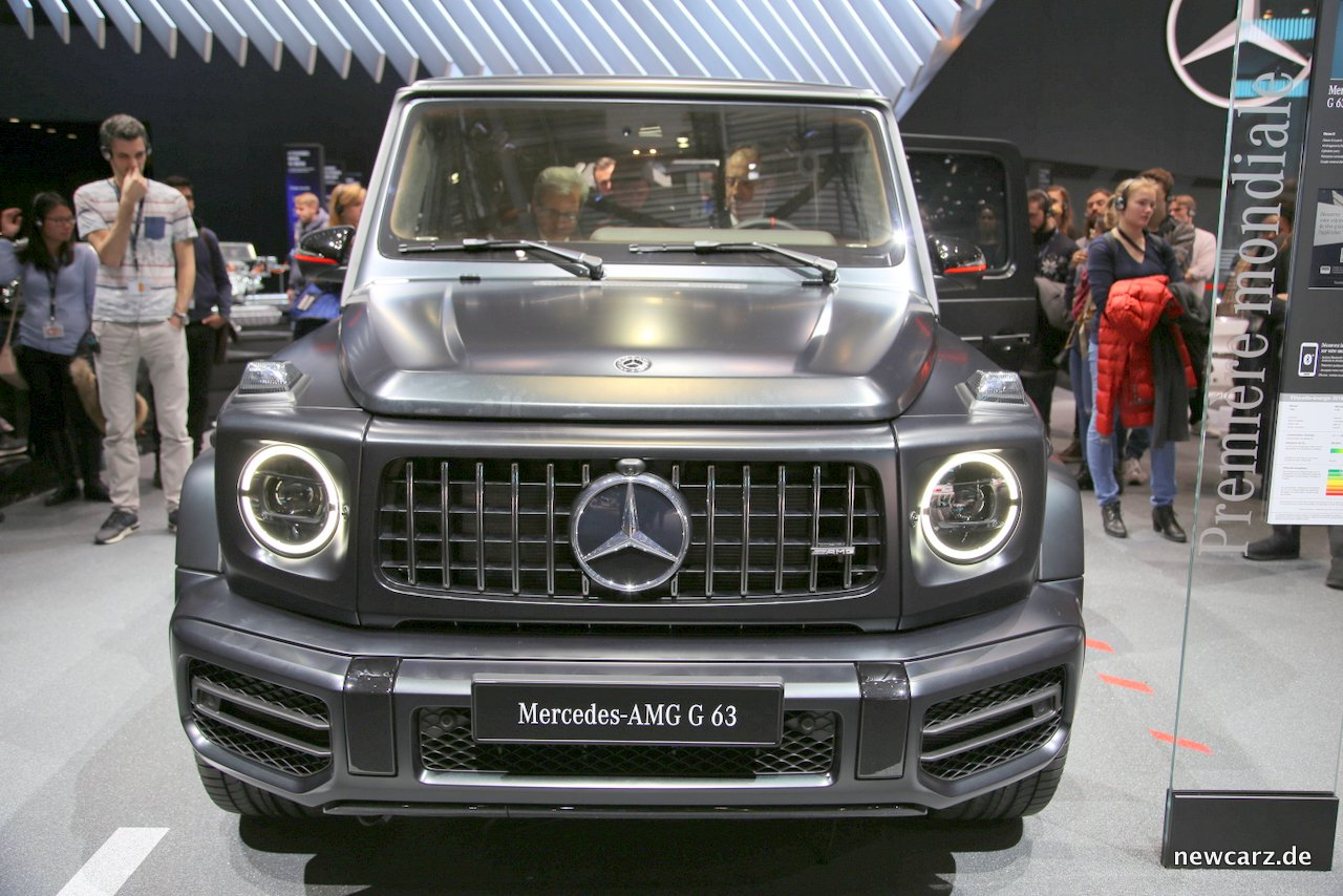 Mercedes-AMG G 63 Edition 1 Exterieur