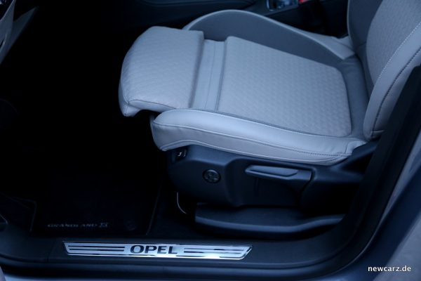 Opel Grandland X Ultimate Interieur