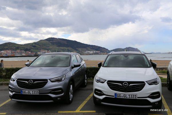 Opel Grandland X Ultimate Exterieur