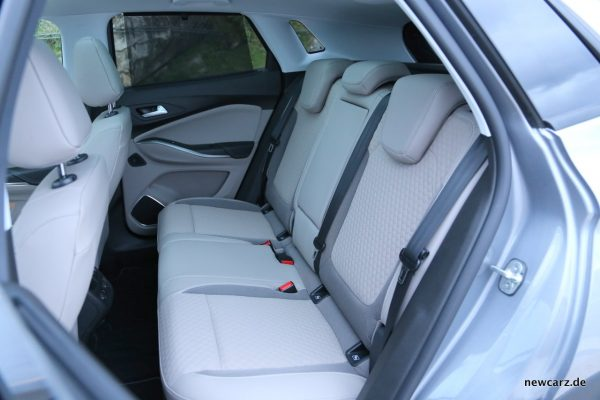 Opel Grandland X Ultimate Interieur