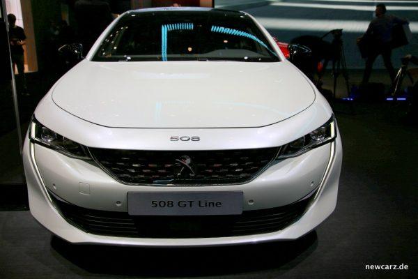 Peugeot 508 Exterieur