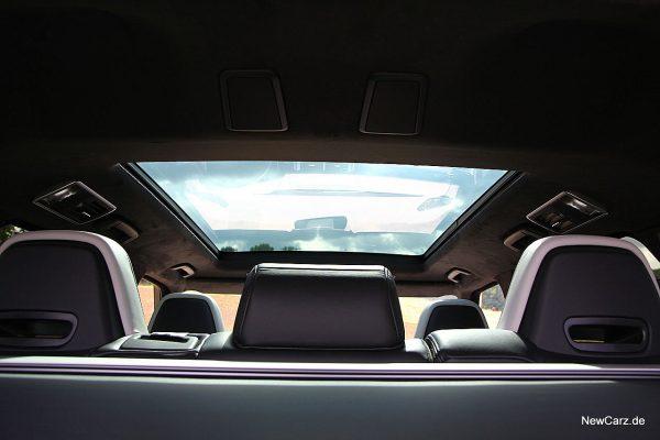 Range Rover Sport SVR Panoramadach