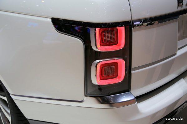 Range Rover SV Coupé Exterieur