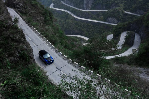 Range Rover Sport SVR Tianmen