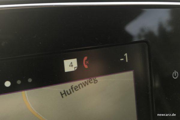 Dauertest Renault Koleos Temperatur Glasdachschaden