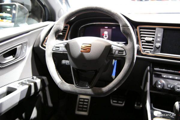 SEAT Leon CUPRA R ST Lenkrad