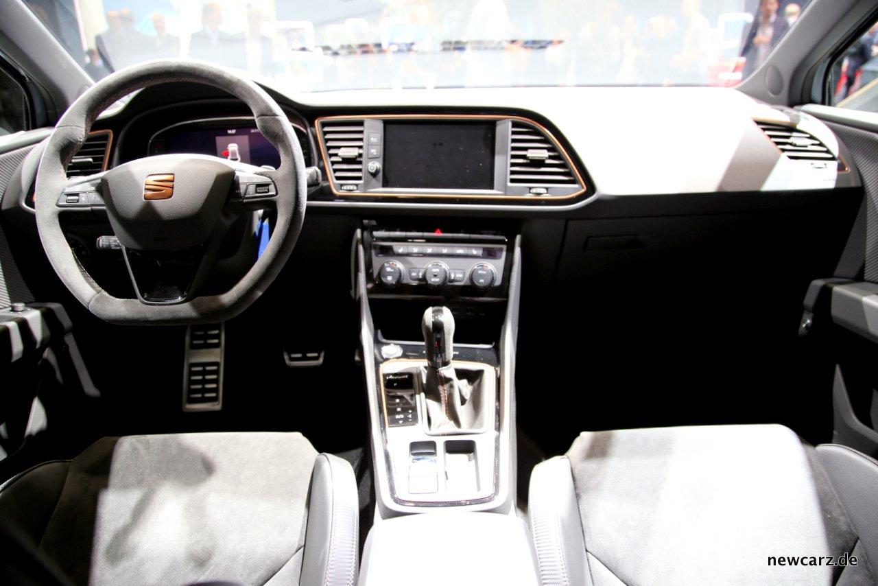 SEAT Leon CUPRA R ST - heißblütiger Kombi - NewCarz.de