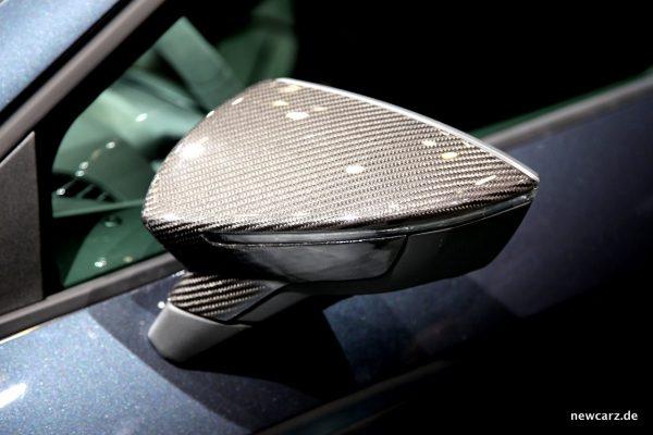 SEAT Leon CUPRA R ST Detail