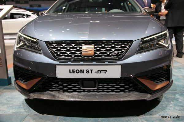 SEAT Leon CUPRA R ST Exterieur