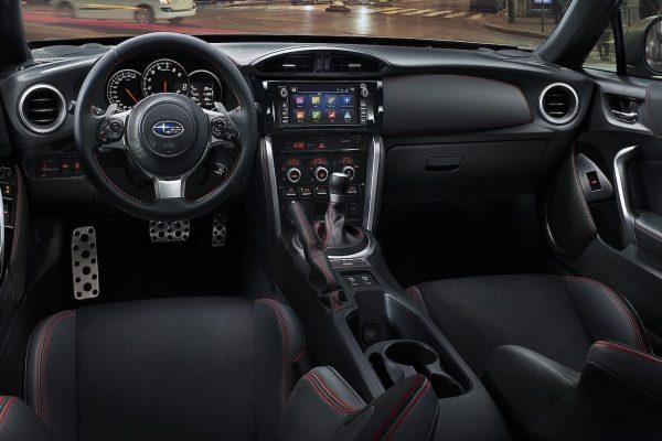 Subaru BRZ Interieur