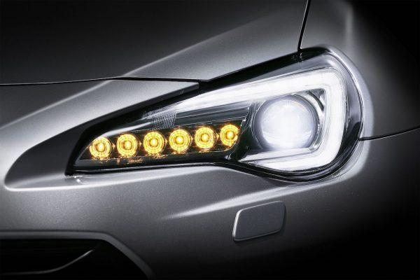 Subaru BRZ Licht