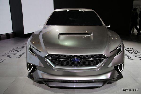 Subaru VIZIV Tourer Concept Front