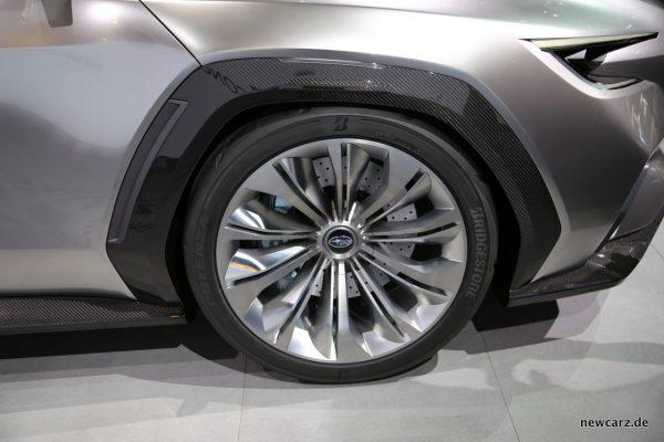 Subaru VIZIV Tourer Concept Radhaus