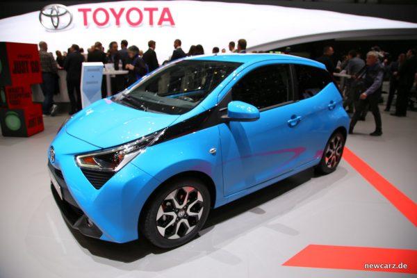 Toyota Aygo Exterieur