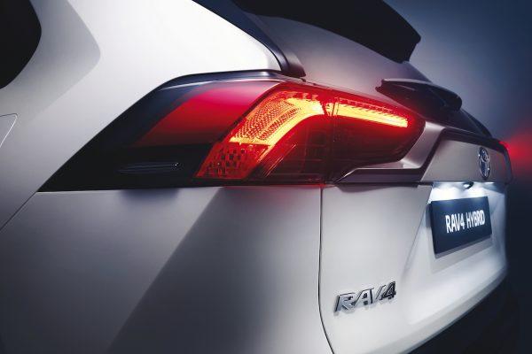 Toyota RAV4 Exterieur