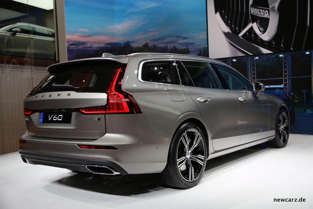 Volvo V60 - Der neueste Schwedenkombi - NewCarz.de