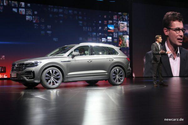 VW Touareg Luxus-SUV