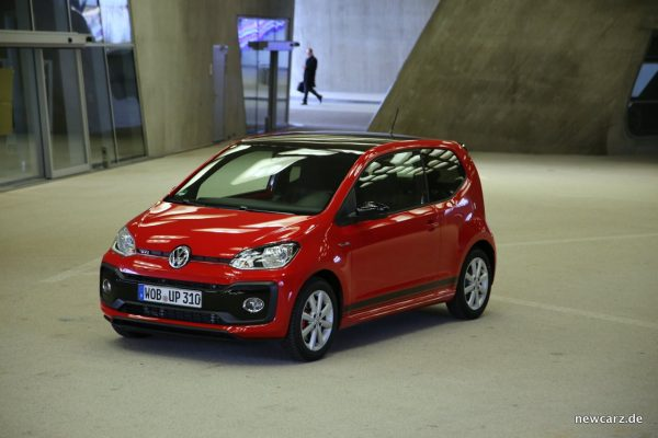 VW up! GTI Exterieur