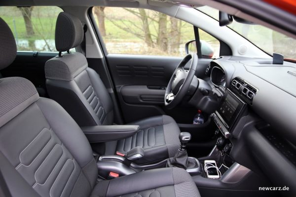 Citroen C3 Aircross Interieur