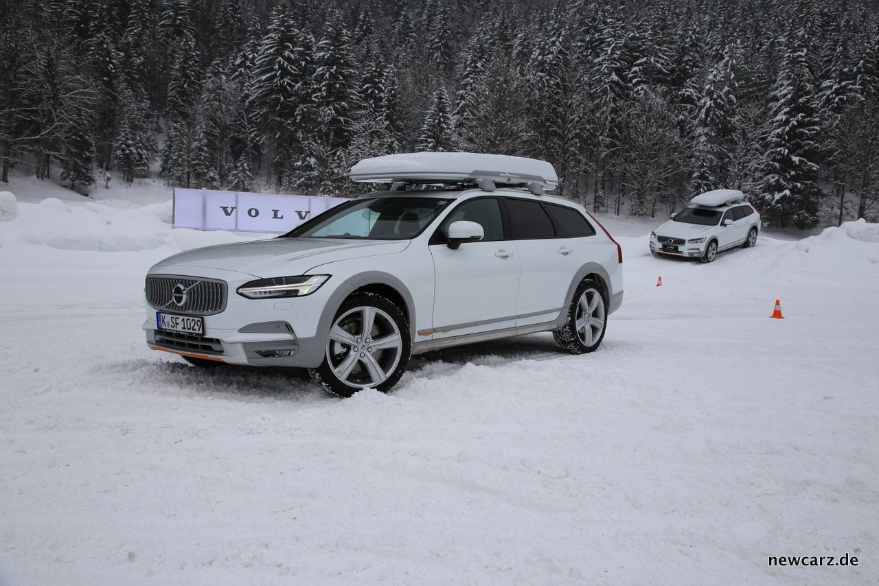 Volvo V90 Cross Country Ocean Race Exterieur