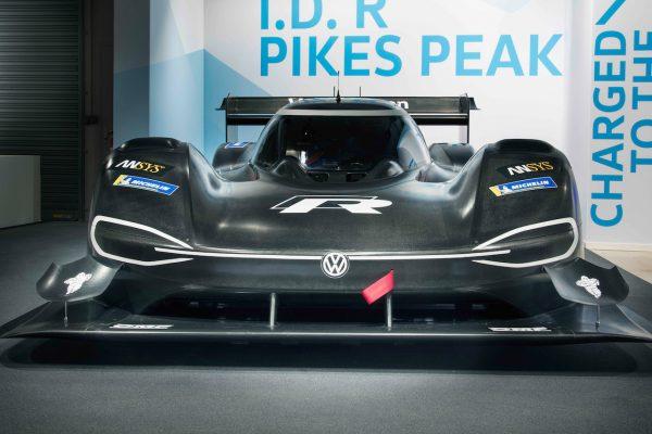 Volkswagen I.D. R Pikes Peak Exterieur